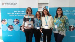 Cambridge Assessment International Education Conference Colegio Privado Madrid