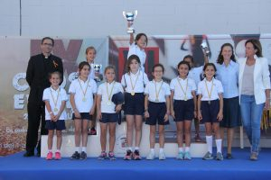 XII Edición del Cross Everest Colegio Privado Madrid