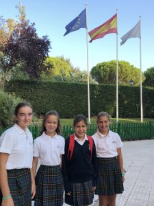 ¡Arranca el curso escolar 2018 19!  Colegio Privado Madrid