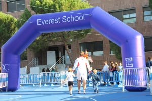 ¡¡¡XIII Cross Everest!!! Colegio Privado Madrid