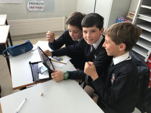 I Edición de Escape Room Digital 2019 Colegio Privado Madrid