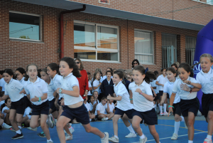Spartan Race Colegio Privado Madrid
