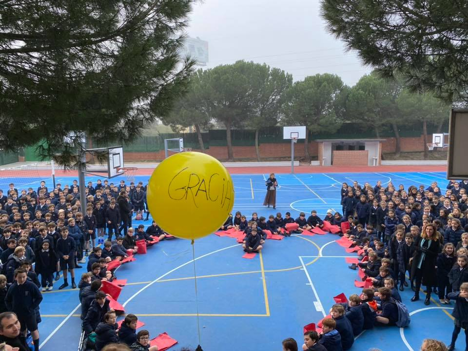 Día del Profesor en Everest School Colegio Privado Madrid