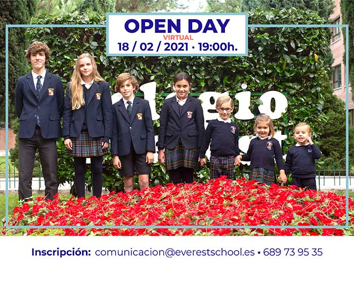 Home Colegio Privado Madrid